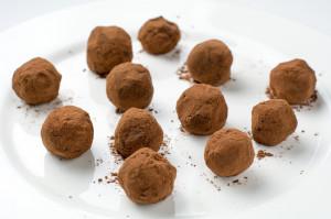 шоколадные конфеты процесс 7