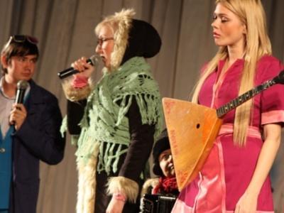 Женская сборная Таганрога - мороз