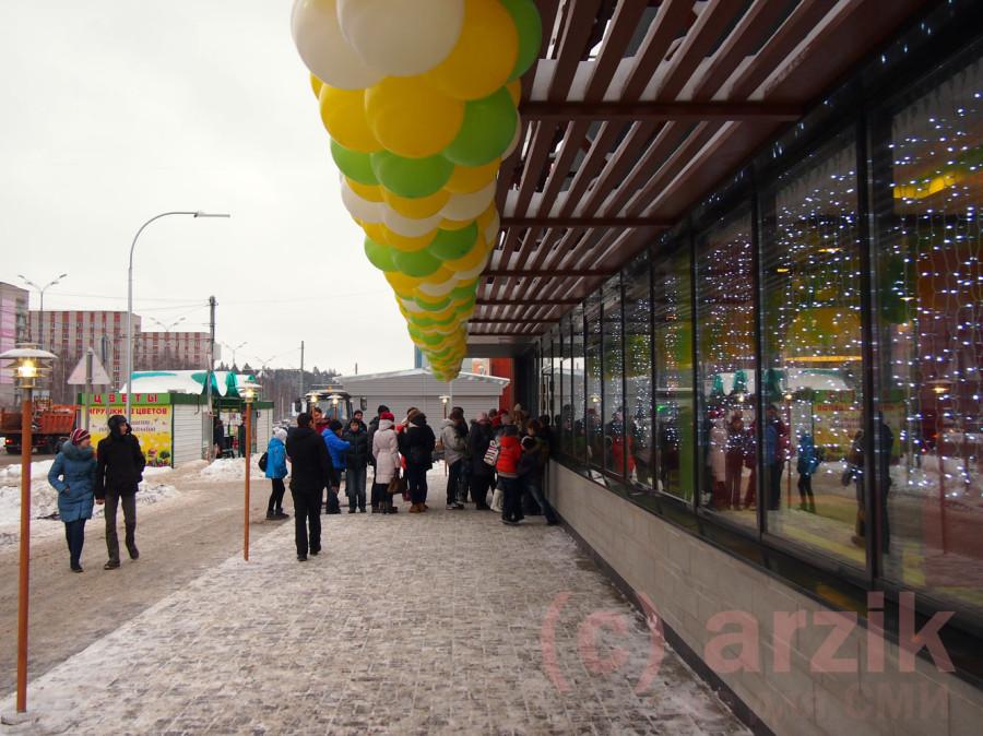 Макдоналдс в Ижевске, открытие