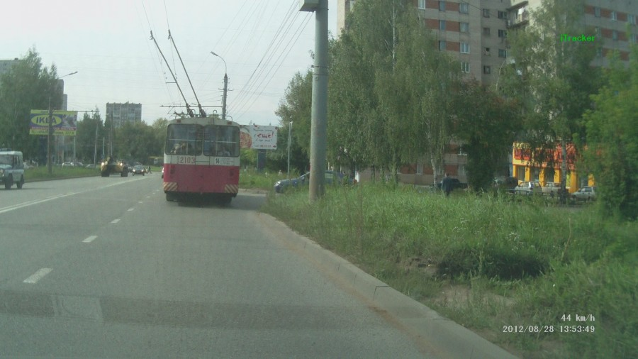 Танк в Ижевске