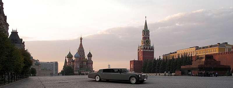 машина президента России