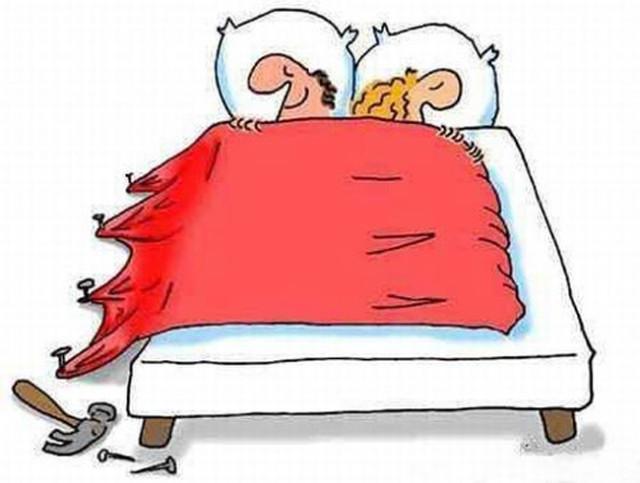 юмор спокойной ночи прикол рисунок карикатура