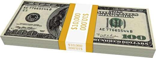 доллары интересно