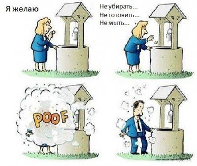 юмор рисунок карикатура