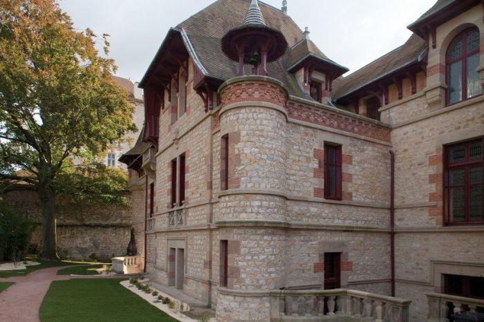 Дом открытый через 100 лет
