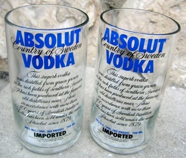 Как сделать стакан из бутылки