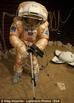 космос марс васадка тренировка