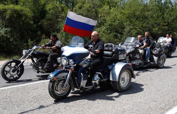 Путин глазами зарубежных журналистов