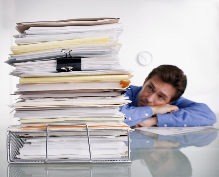 10 правил имитации бурной деятельности на работе