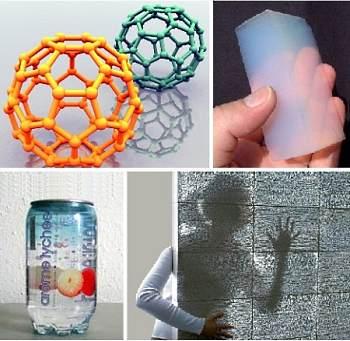 Удивительные материалы существующие в мире