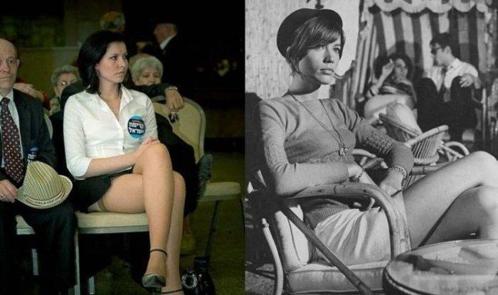 Голые девушки 70 х годов