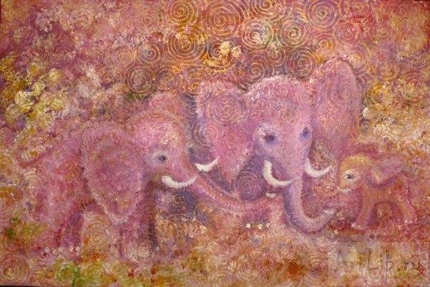 Слоники из сказки