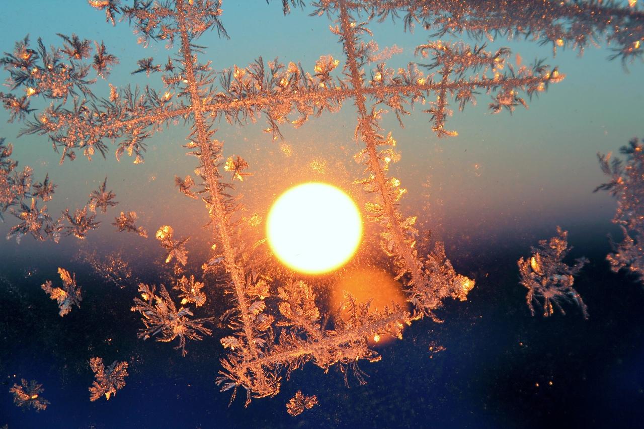 Солнце на качелях