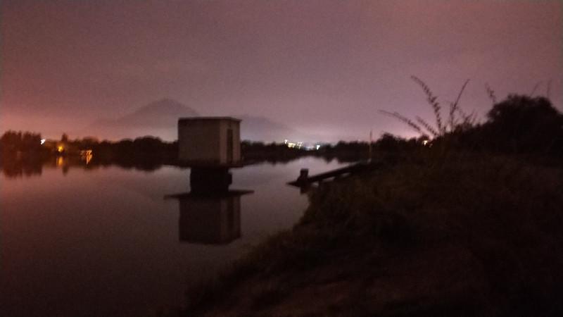 Новопятигорское озеро. Дверь в другой мир.