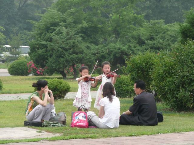 Pyongyang con los ojos de un estudiante ruso S640x480