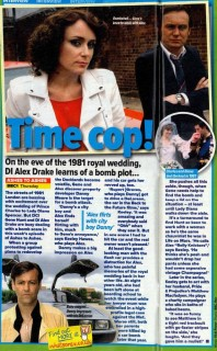 Whats on TV 'Time Cop!'