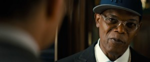 1 - Samuel L. Jackson as Richmond Valentine