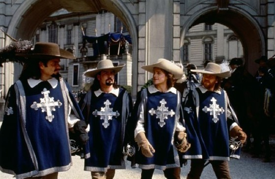 「the three musketeers 1993」の画像検索結果