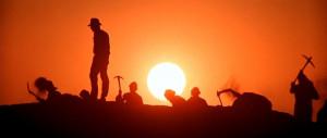 raiders sunset