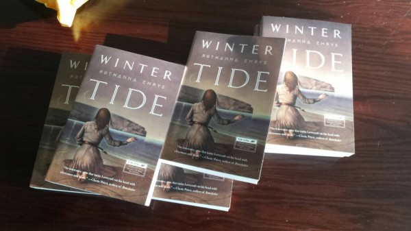 Winter Tide ARCs
