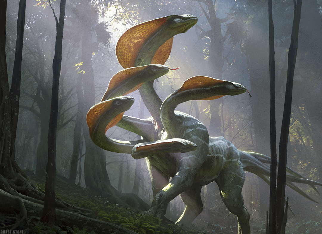 Hooded-Hydra-MtG-Art-Chase-Strong