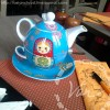 Baba Yaga, Russian restaurant in Lille, FRANCE - 2015 04 04 Cutest teapot EVER !