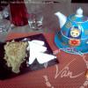 Baba Yaga, Russian restaurant in Lille, FRANCE - 2015 04 04