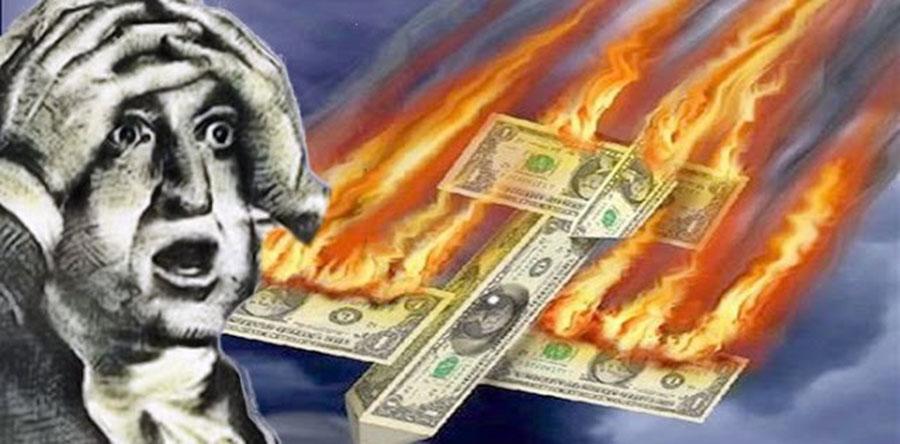 Доллар купюра.