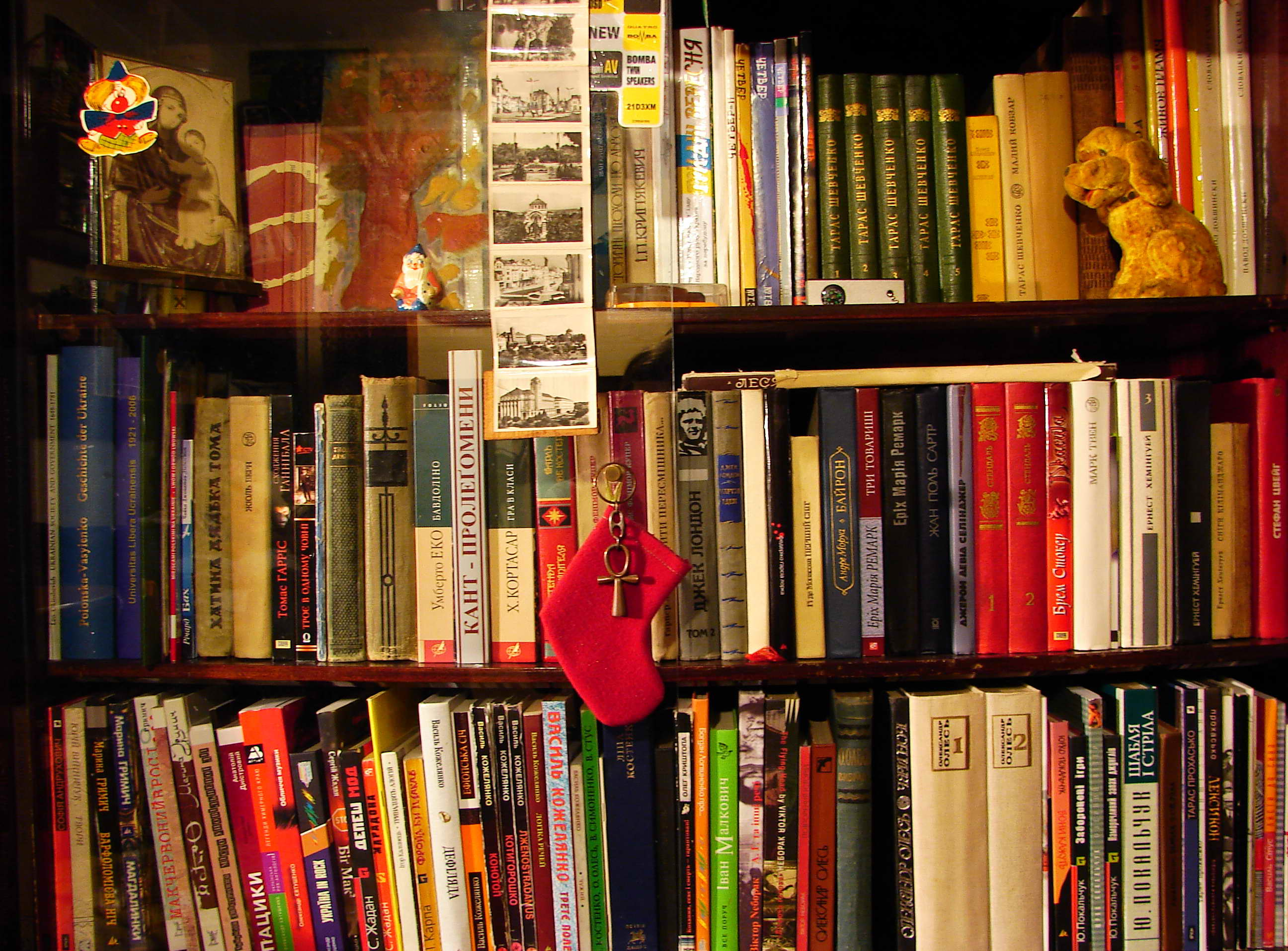 Моя книжкова полиця