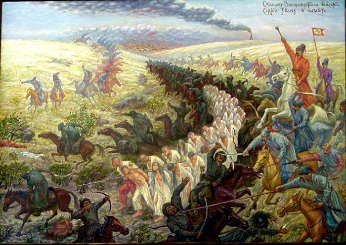 татарский набег