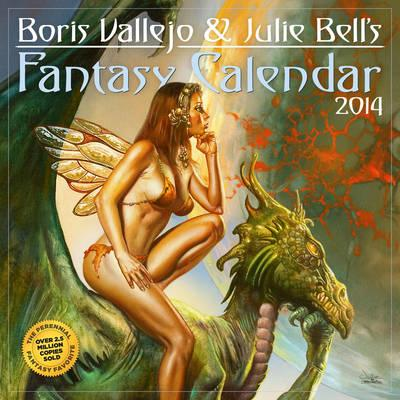 boris-vallejo-julie-bells-fantasy-calendar-2014