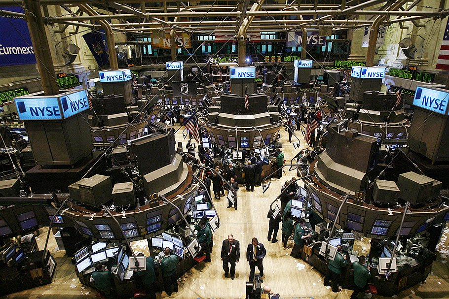 Как торгуют акциями на бирже. Часть 1
