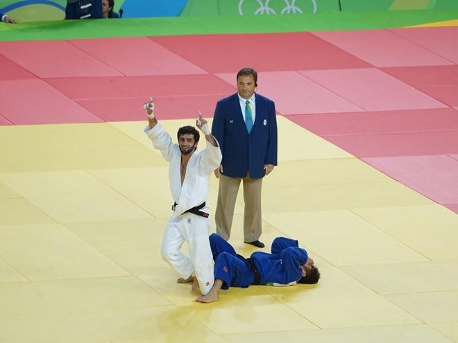Первое золото Олимпиады Рио-2016 едет в Кабардино-Балкарию