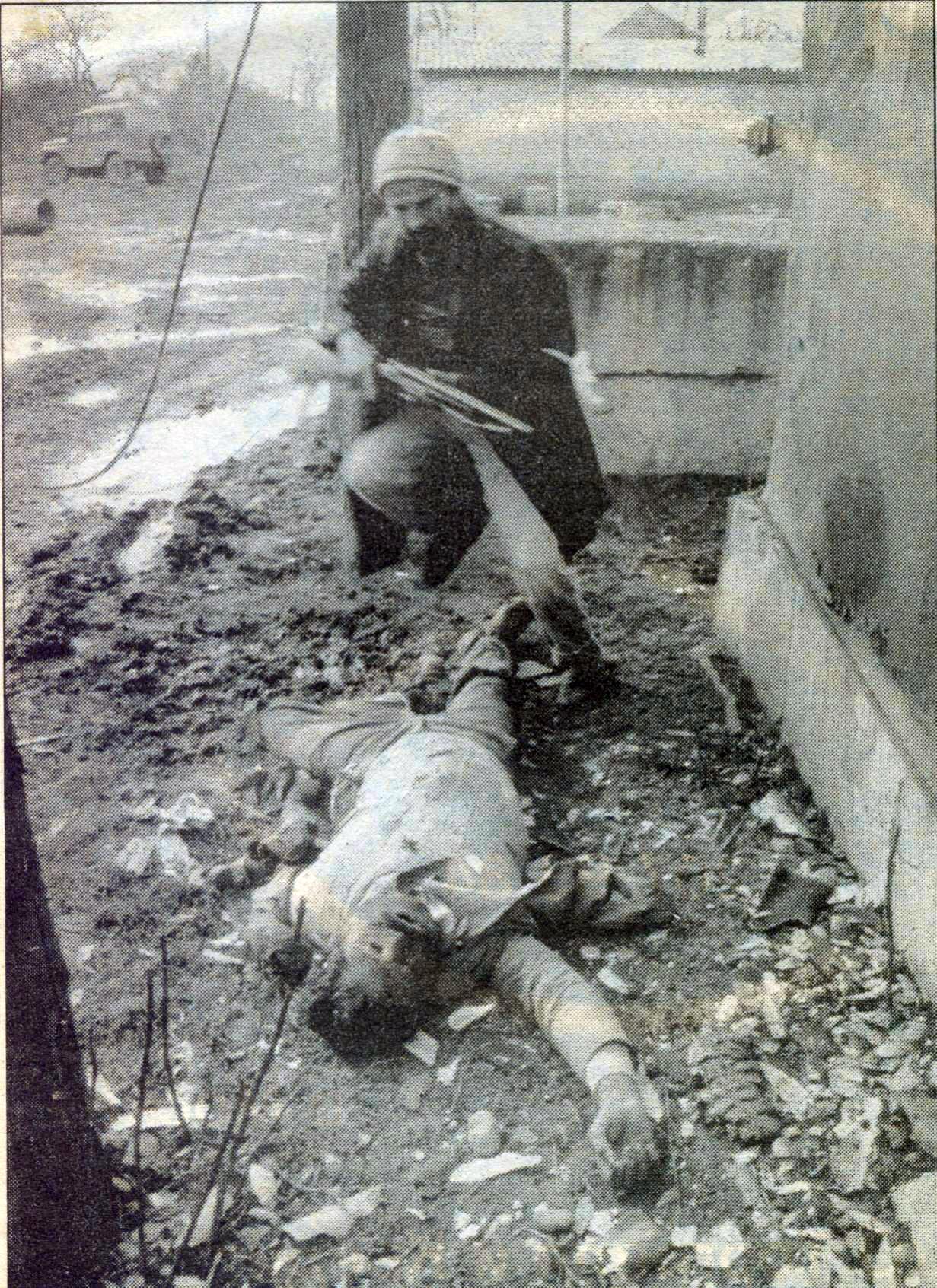 Кударец-убийца -1