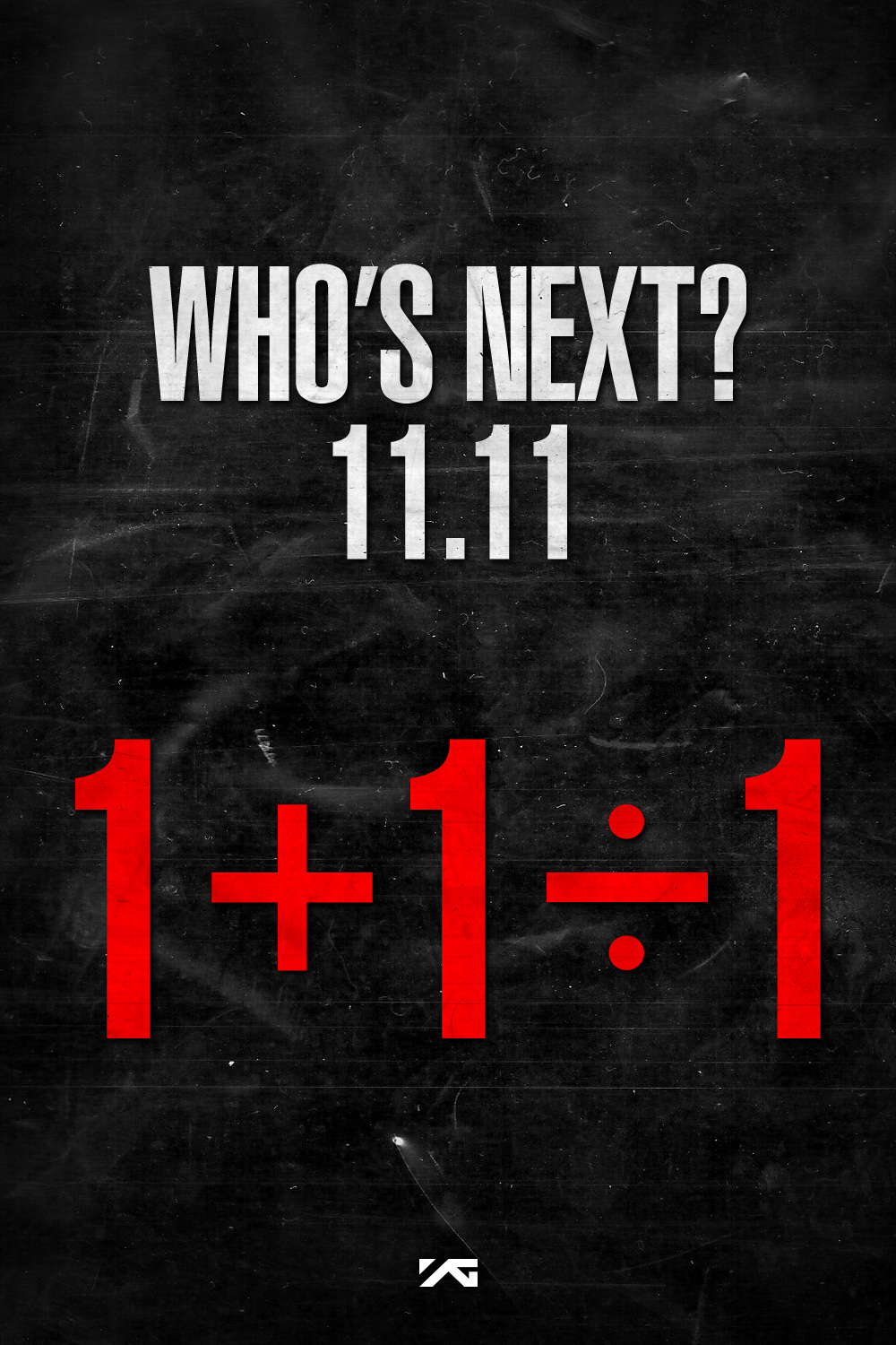 YG expects you to do maths in your free time. Who's Next Teaser 3