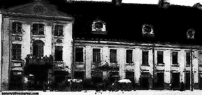 Дворец радзивилов в  Гродно..jpg