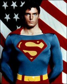 Chirstopher Reeves, aka Superman