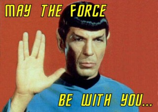 [Spock is doing it wrong]