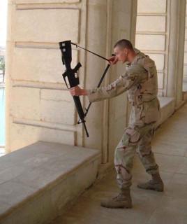 [Soldat américain typique]