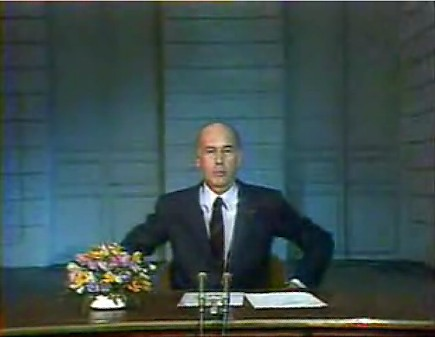 Giscard au revoir