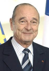 Jacques Chirac, notre bien-aimé président