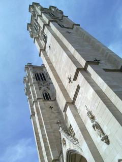 cathedrale vertigo