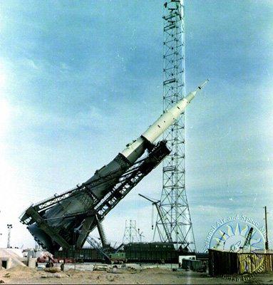 C'est sûrement pas un con d'espérantiste qui aurait pu concevoir la fusée N-1