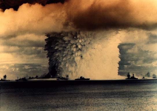 Ядерная война произошедшая между СССР и США в 1946-1963 годах.