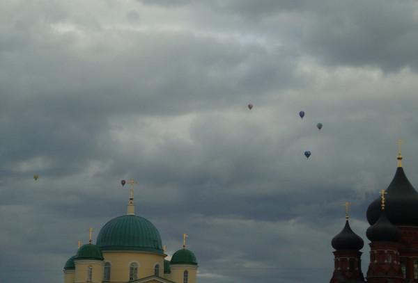Чемпионат России по воздухоплаванию