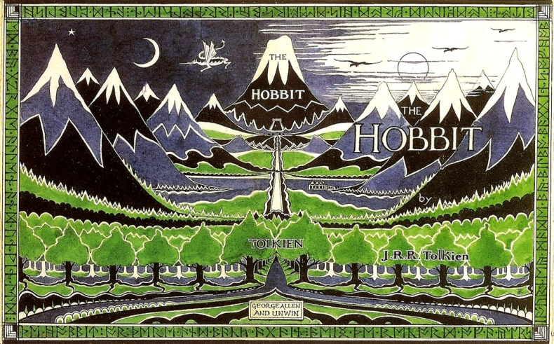 the qualities and values of a great hero in the hobbit a novel by jrr tolkien