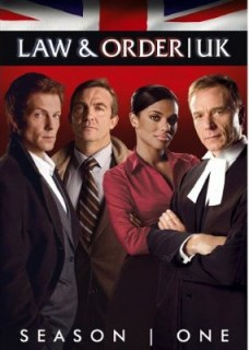 Law & Order UK: DVD Art (US release)