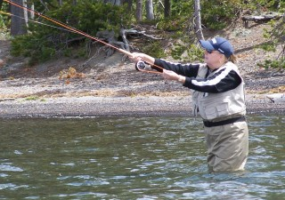 Sandy Flyfishing