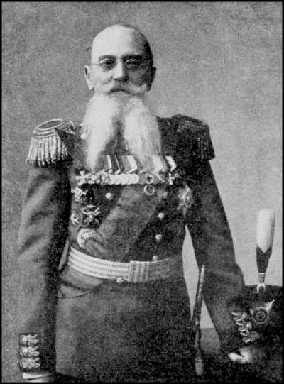 М.А. фон Газенкампф