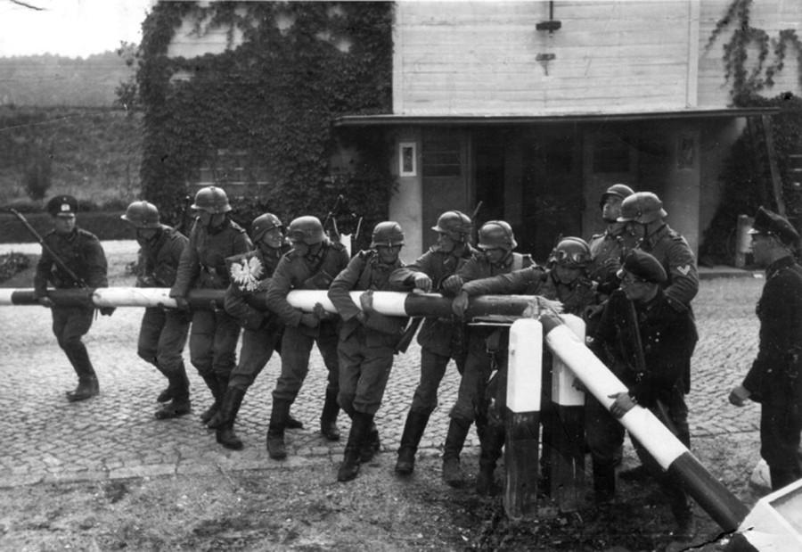 75 лет с начала второй мировой войны